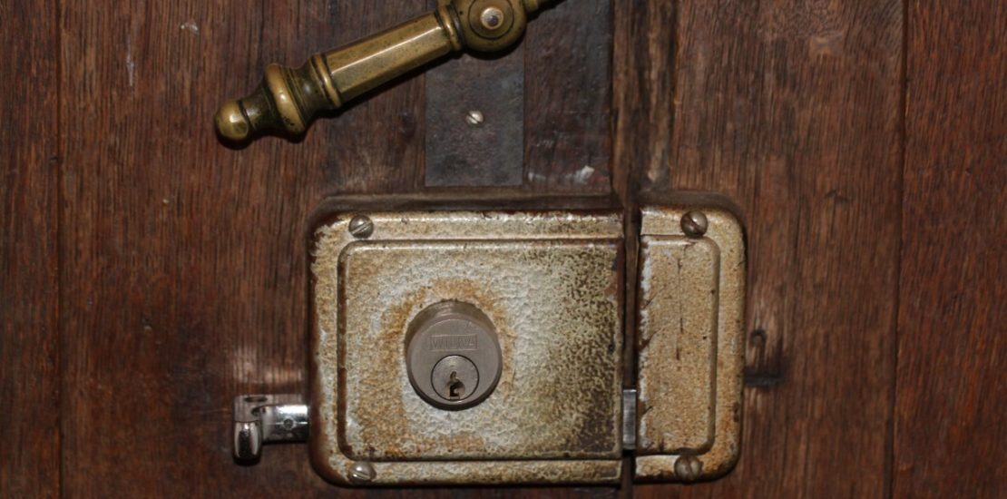 Why Change Your Door Locks?